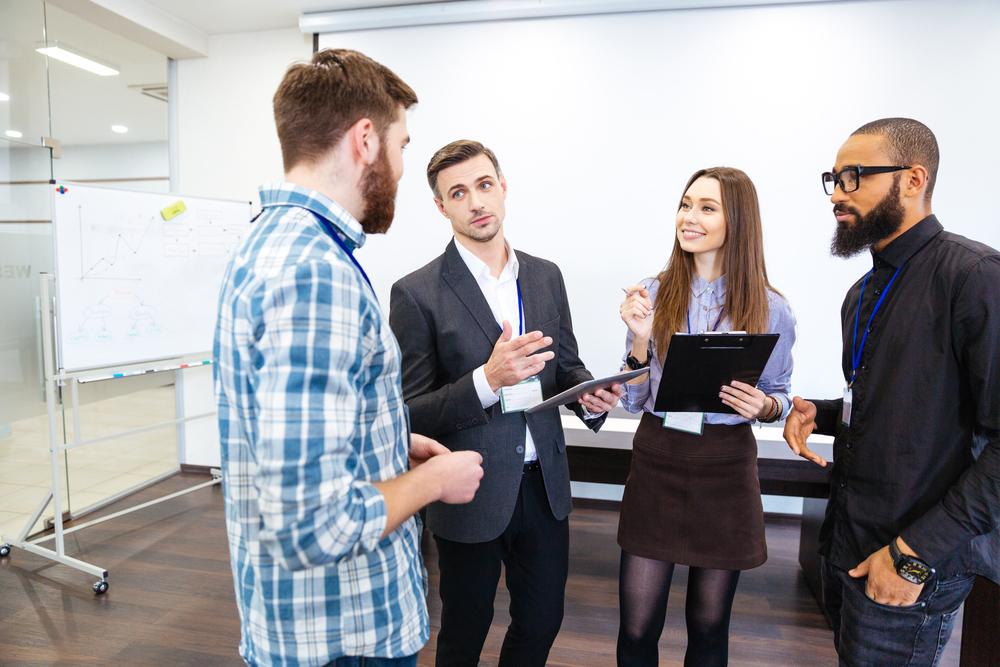 Langues étrangères en entreprises : comment réduire l'écart entre niveau réel et niveau requis des employés ?